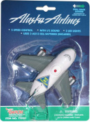 Daron Worldwide Trading TT990 Alaska Airlines Pullback with Light and Sound