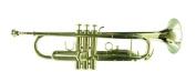 Mirage M40151NI Trumpet B Flat with Case - Nikel