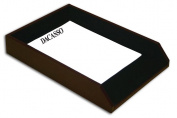 Dacasso A7005 Leather Front-Load Legal-Size Tray