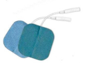 PMT Medical SP2020 Soft-Touch Cloth Electrodes - tyco gel