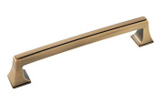 Amerock BP53530GB Mulholland 160mm Pull - Gilded Bronze