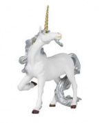 Silver Unicorn - Tales & Legends - Papo