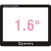 Giottos SP8160 1.6 in. Aegis Professional Glass Optic Screen Protector