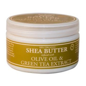 Nubian Heritage Shea Butter Infused With Olive Oil & Green Tea Extract 120ml
