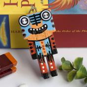 Blancho Bedding C031-F Rational Robot-F - Cell Phone Charm Strap - Camera Charm Strap - Handbags Charms