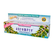 Auromere 0803015 Herbal Toothpaste Cardamom-Fennel - 120ml