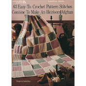 Leisure Arts Easy-To-Crochet Pattern Stitches