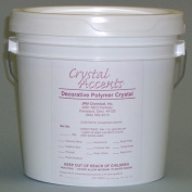 JRM Chemical CA-05S Crystal Accents 5 lb pail Sapphire Blue