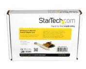 StarTech PEX2MPEX IO PCI Express to Mini PCI Express Card Adapter Retail