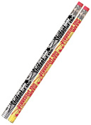 Musgrave Pencil Co Inc MUS1407D Student Of The Week 12Pk