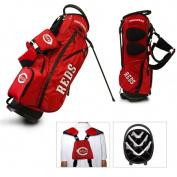 Team Golf 95628 MLB Cincinnati Reds - Fairway Stand Bag