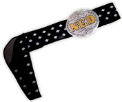 InCogneato 181666 The Three Amigos Ned Nederlander Adult Belt - Black - One-Size