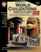 Mark Twain CD-404159 Carson Dellosa World Civilizations and Cultures, 0.6cm Height, 22cm Width, 28cm Length