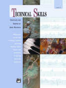 Alfred 00-6584 Technical Skills- Level 3 - Music Book