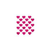 Pro-Art SLCP4503-06457 Sandylion Classpak Stickers-21 Red Hearts