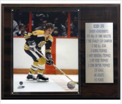 C and I Collectables 1215ORRST NHL Bobby Orr Boston Bruins Career Stat Plaque
