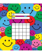 Teacher Created Resources 1818 Happy Faces Incentive Charts