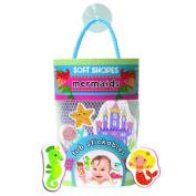 Innovative Kids 92306 Soft Shape Tub Stickables - Mermaid