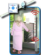 Smart Caregiver TL-2024 Magnetic Switch Double Doors