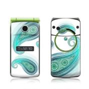 DecalGirl S506-AZURE Sony Ericsson TM506 Skin - Azure