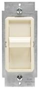 Leviton Mfg C26-06631-1LT Light Almond Decora Slide Dimmer Switch & Wall Plate