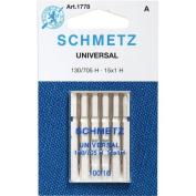 Euro-Notions 71621 Universal Machine Needles-Size 16-100 5-Pkg