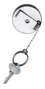 Custom Accessories Retractable Key Chain 44446