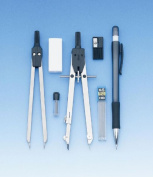 Alvin&Co 308K Compass and Divider Set