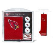 Team Golf 30020 Arizona Cardinals Embroidered Towel Gift Set