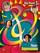 Alfred 00-EMCK002 Music Expressionso Kindergarten- Big Book - Music Book