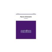Alfred 81-PE1015 Nyasa of Tanzania - Music Book