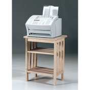 International Concepts 647 Mission Printer Stand