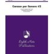 Alfred 81-BQ21111 Canzon per Sonare No. 2 - Music Book