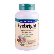 Natures Answer 0123810 Eyebright Herb - 90 Vegetarian Capsules