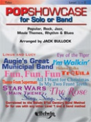 Alfred Publishing 00-B21M0014 PopShowcase for Solo or Band - Music Book