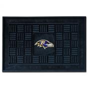 Baltimore Ravens 46cm . x 80cm . Door Mat