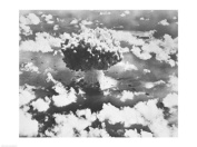 PVT/Superstock SAL2552102 High angle view of an atomic bomb explosion Bikini Atoll Marshall Islands July 25 1946 -24 x 18- Poster Print