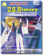 JUMPSTARTERS FOR US HISTORY GR 4-8