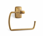 Amerock BH26501GB Clarendon Towel Ring - Gilded Bronze