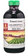 Bernard Jensen 0523456 Chlorophyll Natural Liquid - 240ml