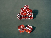 WorldWise Imports 35072 Used Precision Dice from Nevada Casinos