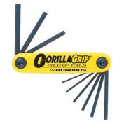 Bondhus 116-12585 3-16 Inch-3-20.3cm Gorilla Gripfold-Up Tool Set