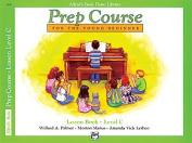 Alfred 00-3130 Basic Piano Prep Course- Lesson Book C - Music Book
