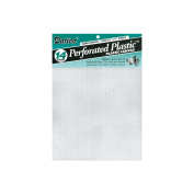 Darice 39500-1 Plastic Canvas 14 Count 8-1-5.1cm . x 28cm . -2-Pkg Clear