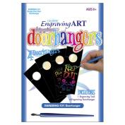 Royal Brush 422174 Rainbow Engraving Art Door Hangers
