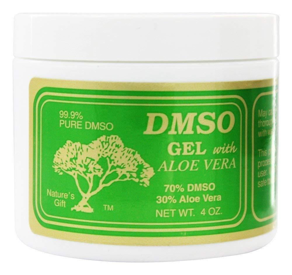 DMSO Gel With Aloe Vera 120ml