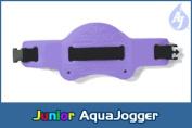 Aqua Jogger AP138 Purple Junior Belt