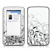DecalGirl S3LB-WB-FLEUR Lookbook Wireless Reader Skin - W & B Fleur