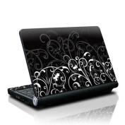 DecalGirl LIPS-BWFLEUR Lenovo IdeaPad S10 Skin - B & W Fleur