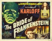 Hot Stuff Enterprise 8264-12x18-LM The Bride of Frankenstein Poster